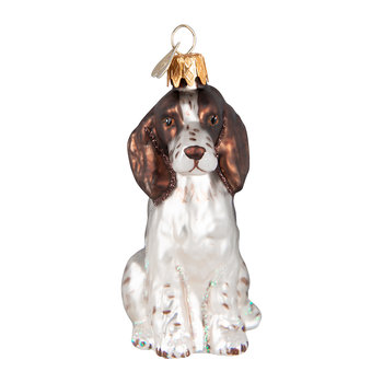 Little Springer Spaniel Tree Decoration