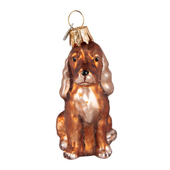 Little Cocker Spaniel Tree Decoration