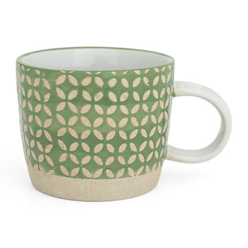 Green Diamond Mug