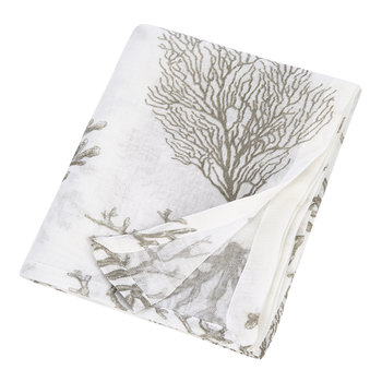 Bonifacio Table Runner - Grey