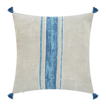 Hacienda Pillow Cover - 65x65cm - Blue/Gray