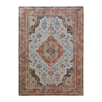 Perennials Bidjar Rug - Red