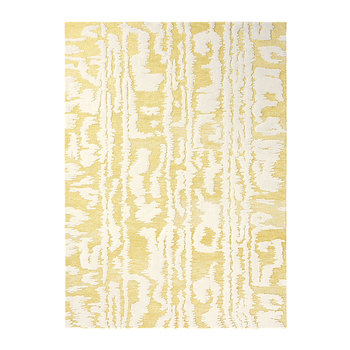Waterwave Stripe Rug - Citron