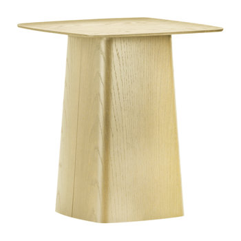 Wooden Side Table - Light Oak