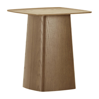 Table d'Appoint en Bois - Noyer