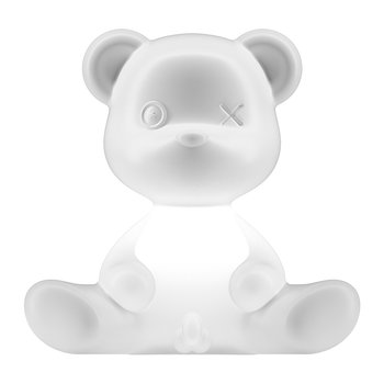 Teddy Boy Lampe - Transparent