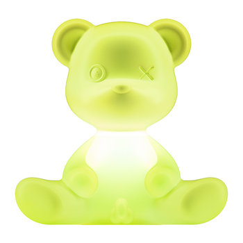 Teddy Boy Lamp - Lime