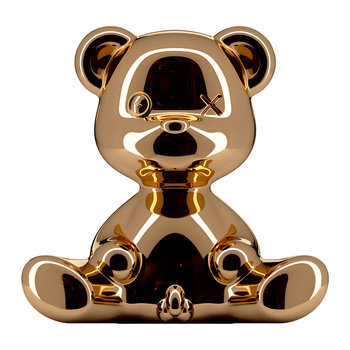 Teddy Boy Metall-Lampe - Kupfer