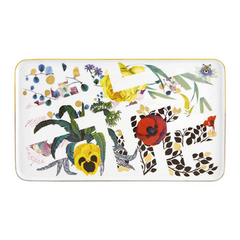 Primavera Small Rectangular Platter