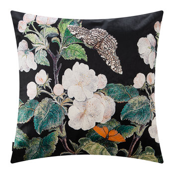 Appleblossom Pillow - Black - 50x50cm