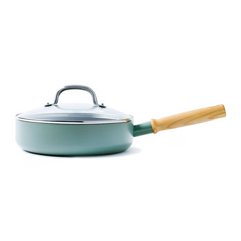 Mayflower Saute Pan with Lid - 24cm