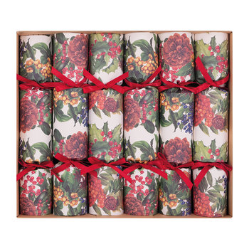 Berry and Cone Mix Christmas Cracker - Set of 6
