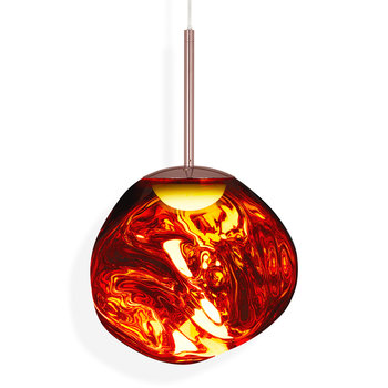 Melt Mini LED Pendant Light - Copper