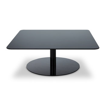 Flash Square Table - Black