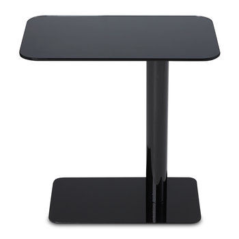 Flash Rectangle Table - Black