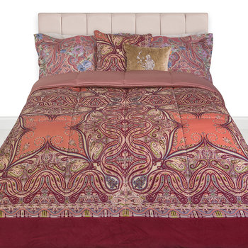 Poitiers Monory Quilted Bedspread