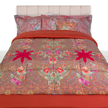 Juzcar Genal Quilted Bedspread - Multicolour