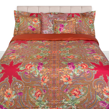 Juzcar Genal Quilt Set - Super King - Multicolour
