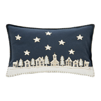Starry Night Pillow - 48x35cm