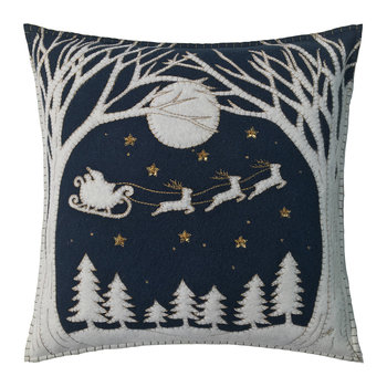 Christmas Eve Cushion - 46x46cm