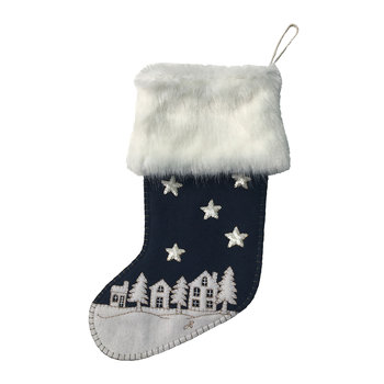 Starry Night Stocking