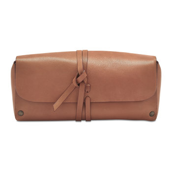 Ruxley Leather Wash Bag
