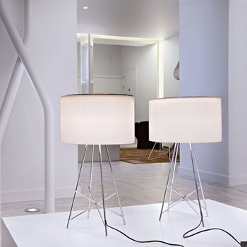 Ray Table Lamp - White