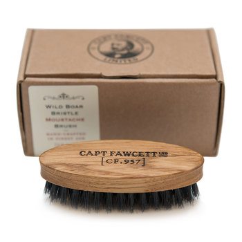 Wild Boar Moustache Brush