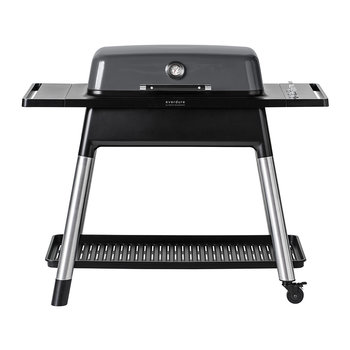 Furnace Gas BBQ with Stand - Graphite