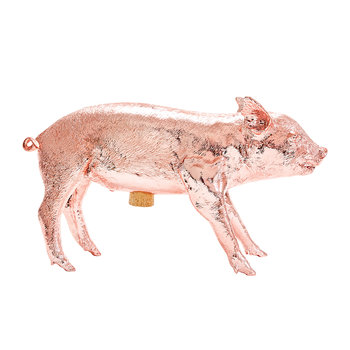 Reality Collection Bank in the Form of a Pig Money Bank - Rose Gold