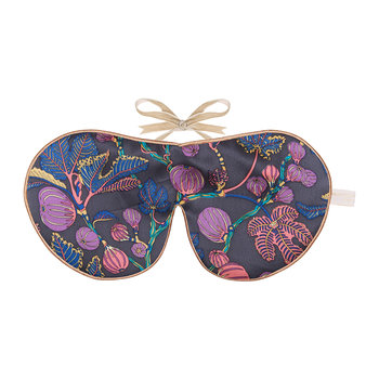 Liberty Print Silk Eye Mask - Alma