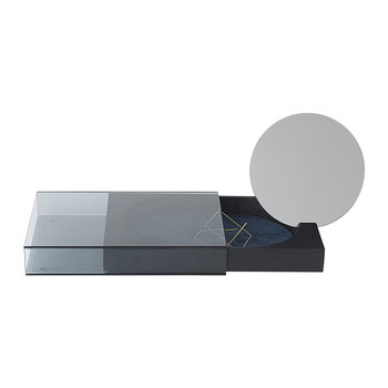 Matchbox Jewellery/Trinket Box with Large Mirror