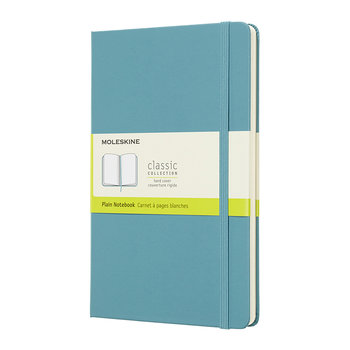 Large Hardback Notebook - Blue