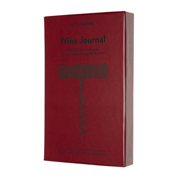 Passion Journal - Wine