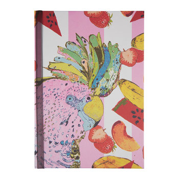 Tropical Fruits Notebook