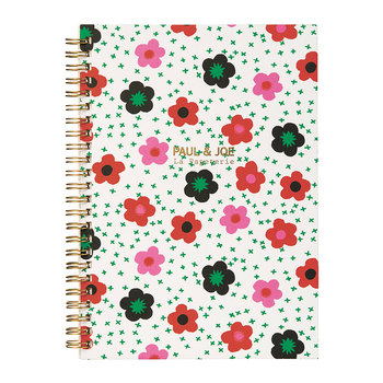 A5 Notebook - Daisy In The Field