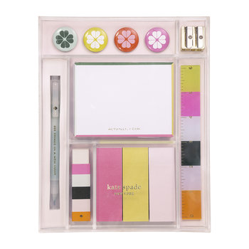 Brand Colors Tackle Box Stationery Set