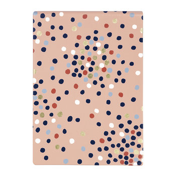 Dance Floor Dot Desktop Notepad
