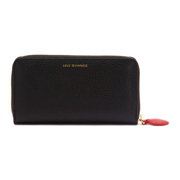 Cupids Bow Continental Wallet