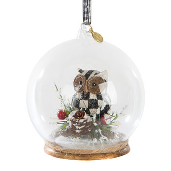Owl Bauble