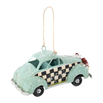 Coupe Vintage Car Tree Decoration