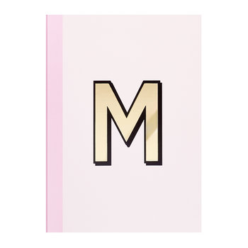 A5 Softcover Notebook - M