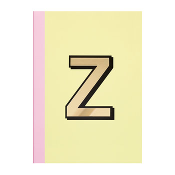 A5 Softcover Notebook - Z