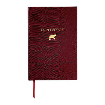 A6 Notebook - 'Don't Forget'