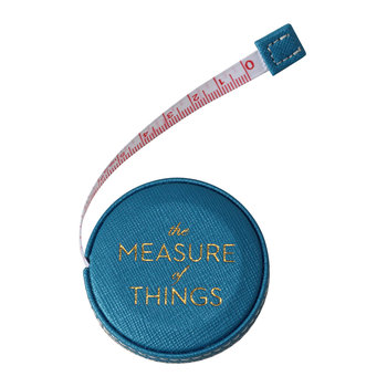 Tape Measure - Royal Blue