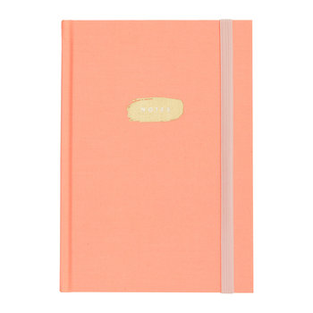 Luxury A5 Fabric Journal