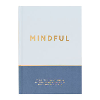 Inspiration Journal - Mindfulness