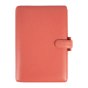 Personal Finsbury Organizer - Coral