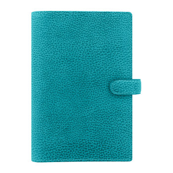 Calepin Finsbury Personnel - Turquoise