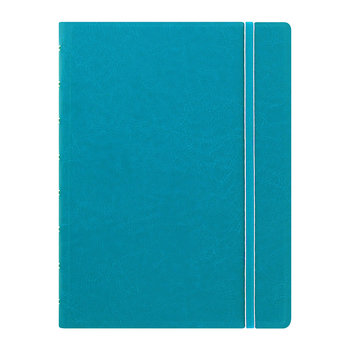 A5 Classic Ruled Notebook - Aqua